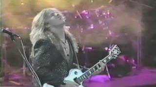 EUROPE - Danger on the Track (Live in Viña del Mar on February 25, 1990)