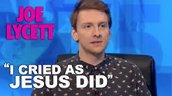 Joe Lycett on 8 Out of 10 Cats Does Countdown - Letter 1