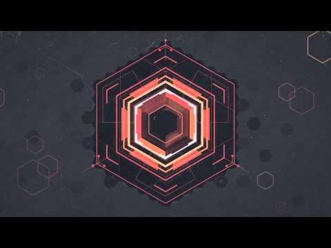 hexagon geometric logo-after effects templates - youtube, Presentation templates