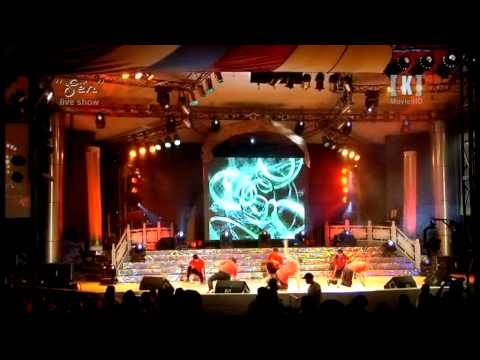 Dao Phi Duong LiveShow p2 HipHop
