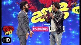 Sudeer&Pradeep   Funny Task   Dhee Jodi   19th December 2018   ETV Telugu