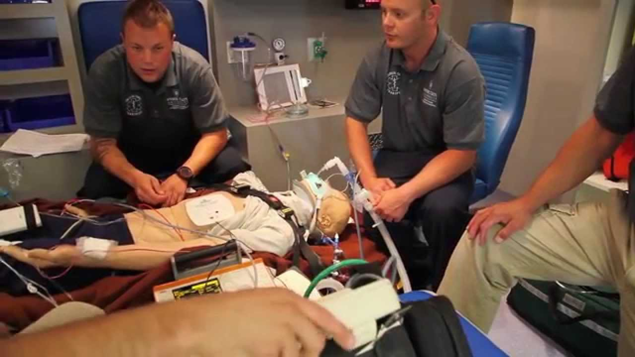 EMT Training: Critical Care Transport at Weber State