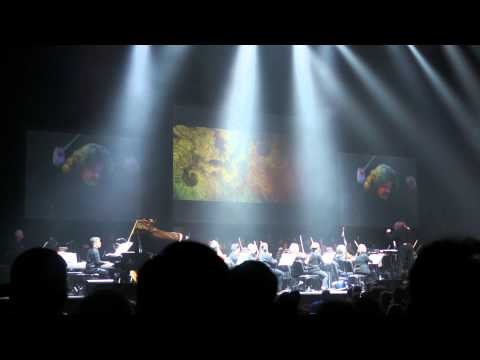 E3 2012 - Diablo 3 Main Theme orchestra Live Overture Music Concert video games live E3 2012