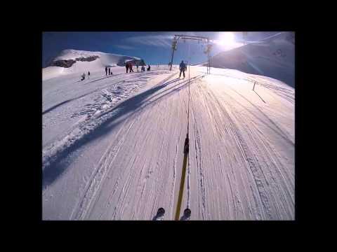 Passo dello stelvio: risalita integrale skilift Cristallo