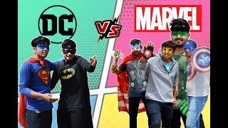 Desi Avengers: EndGame | Desi Superhero comedy | Funny video 2019