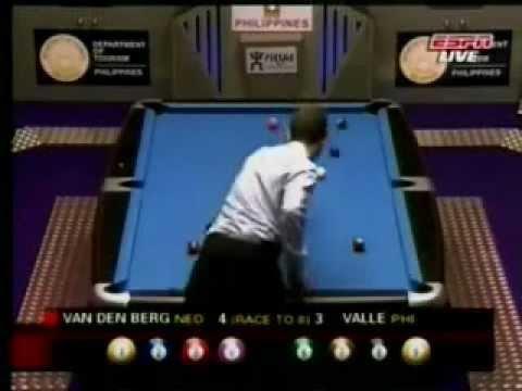 Nick Van Den Berg vs Gandy Valle