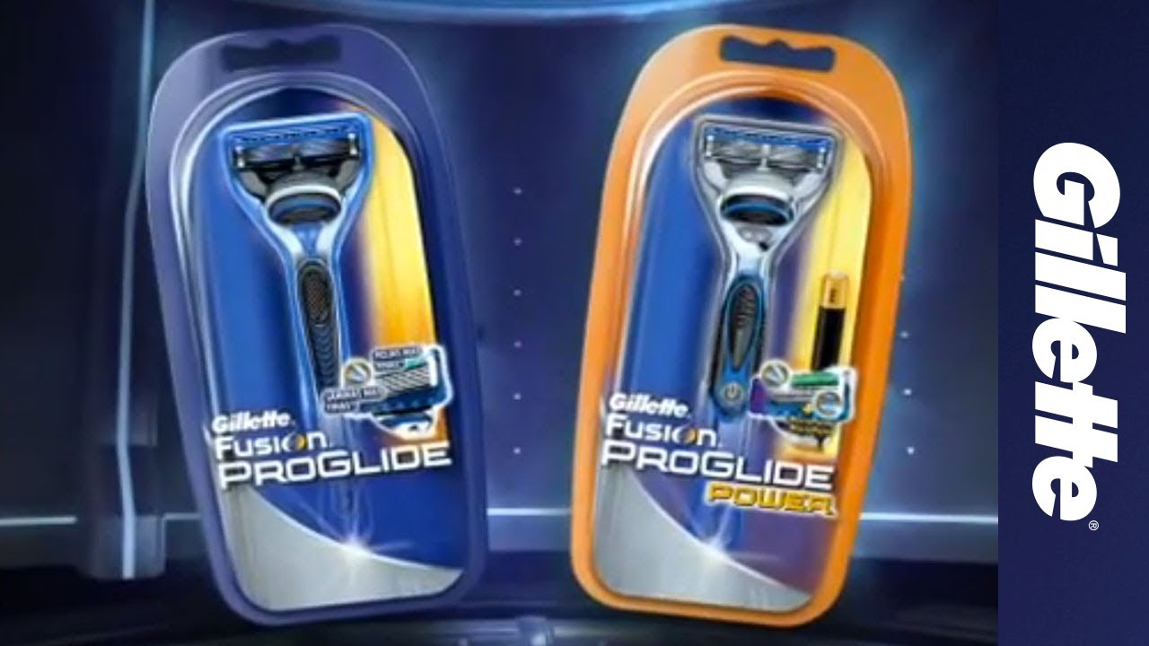 Maquina de Afeitar Gillette Fusion Proglide Para Una Mejor Rasurada ... cf27a1804cff