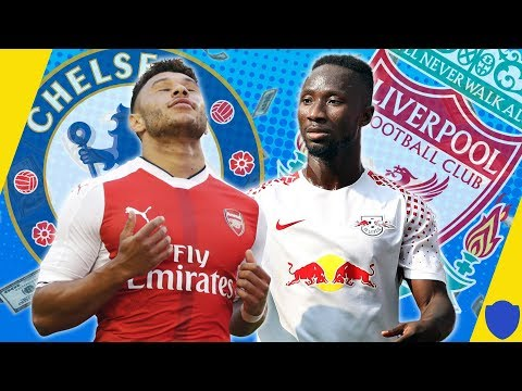 KEITA TO JOIN LIVERPOOL, SANCHEZ AND OX TO JOIN RIVALS? | TOTALLY INTERESTING TRANSFER STORIES