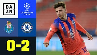 Effiziente Blues siegen dank Mount & Chilwell: Porto - Chelsea 0:2 | UEFA Champions League