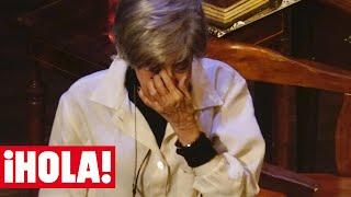 Así vivió Concha Velasco su emotivo adiós: de las lágrimas de la actriz a la ovación del público