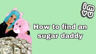 How to find an sugar daddy on imvu ft. Jordan 💗💕