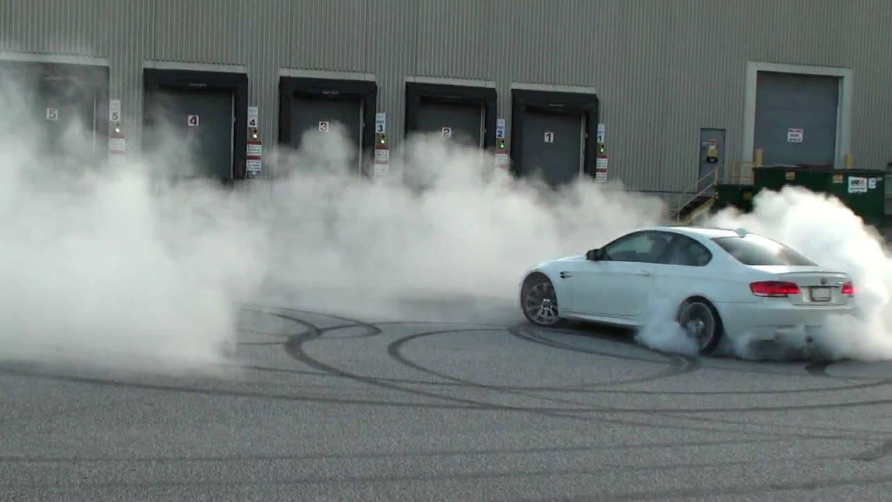 Best Car Drifting Wallpapers 2008 Bmw E92 M3 Burout Drifting Youtube