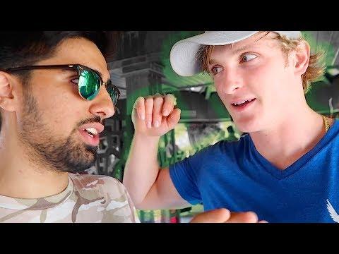 Download Youtube: CONFRONTING Logan Paul in DUBAI !!!