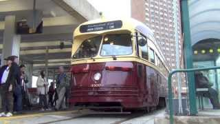 Toronto TTC PCC Streetcars 75th Anniversary Fan Trip by Toronto Transportation Society