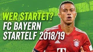 Mit Robben & Ribéry aber ohne Müller und Boateng?  FC Bayerns potenzielle Startelf Saison 2018/19!