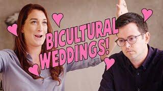 Latino Vs American Wedding - Joanna Shorts