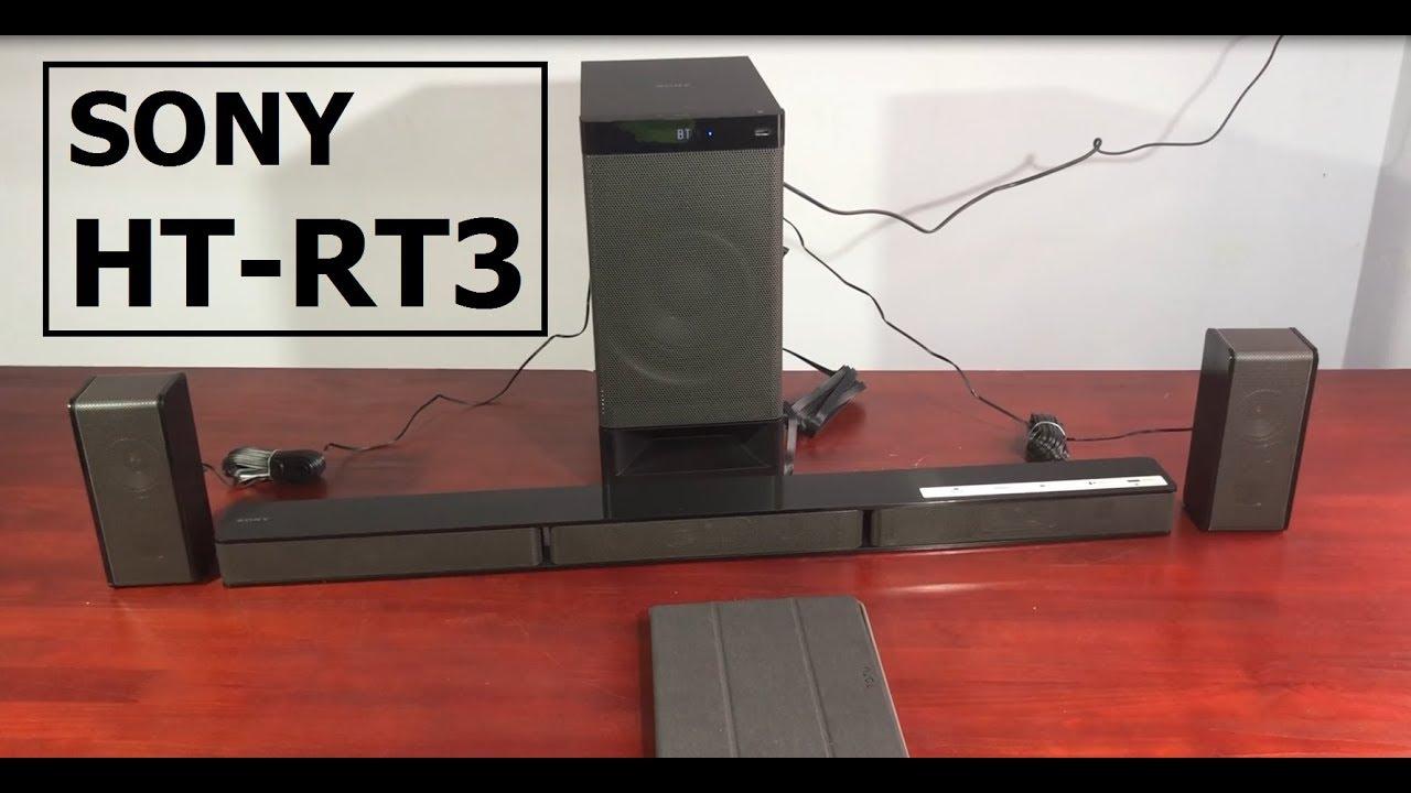 Loa Sony HT-RT3, Review Loa Sony HT-RT3 - 0977254396