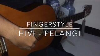 Pelangi - HIVI (Studio Guitar Cover/Fingerstyle)