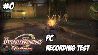 Dynasty Warriors Online Z / 新三國無双 Online Z - Test Recording - #0