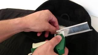 Видео-инструкция игловой пистолет