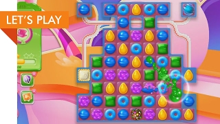 Let's Play - Candy Crush Jelly Saga (Level 815 - 816)