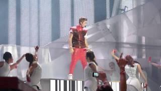 Justin Bieber - All Around The World / Boyfriend 2012 MMVA