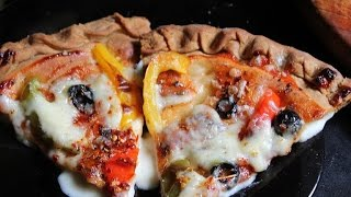 Dominos Cheese Burst Pizza Recipe - Dominos Secret Recipe Revealed!