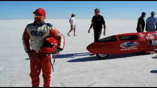 Worlds Fastest Motorcycle 367 mph BUB #7 Streamliner:Bonneville Stories