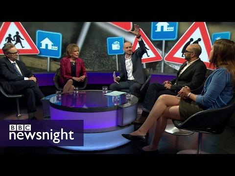 Baby boomers v millennials: DEBATE - BBC Newsnight