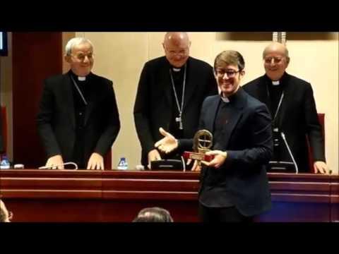 P. Damián María, CSsR - Premio Bravo de la Música 2015