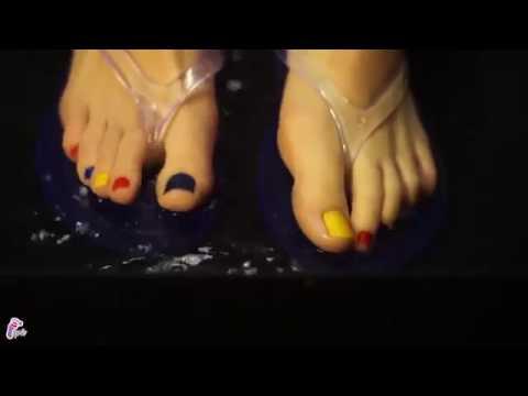 Wow Perfect Feet and Nails Toe Polish Babe