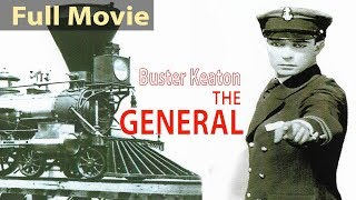 BUSTER KEATON THE GENERAL (1926) Full English Movies | Classic Hollywood Movies
