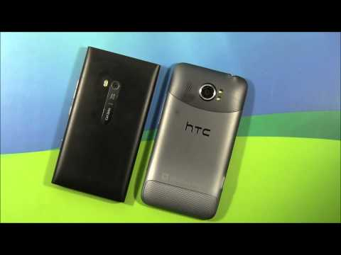 Comparing the HTC Titan II and Lumia 900 (WPCentral)