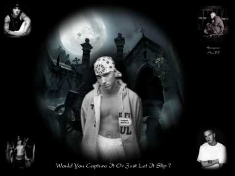 Eminem - Scary Movie [Lyrics]