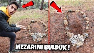 KATİL PALYAÇO 'NUN MEZARINI BULDUK !! (GERÇEK)