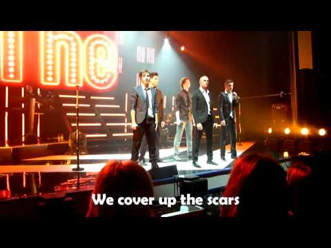The Wanted - Love Sewn (Lyric Music Video)