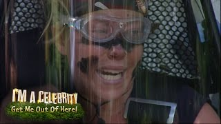 Kendra Wilkinson's Bushtucker Trial: The Cockroach Shaker | I'm A Celebrity... Get Me Out Of Here!