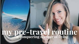Video My Travel Routine & Conquering My Fear of Flying | Healthy Snacks, Supplements, Day in the Life download MP3, 3GP, MP4, WEBM, AVI, FLV November 2017
