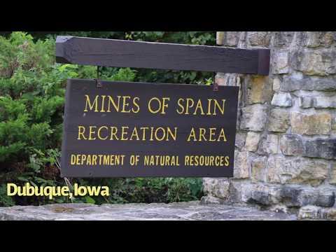 HIKING - Mines Of Spain, Dubuque IOWA