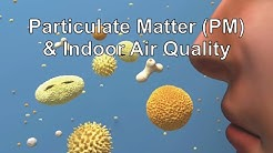 Particulate Matter & Indoor Air Quality by IndoorDoctor