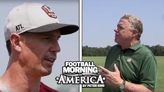 Matt Ryan's FULL INTERVIEW with Peter King at Falcons training camp | NBC Sports