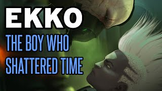 LoL EKKO The Boy Who Shattered Time Champion Preview! (League of Legends)