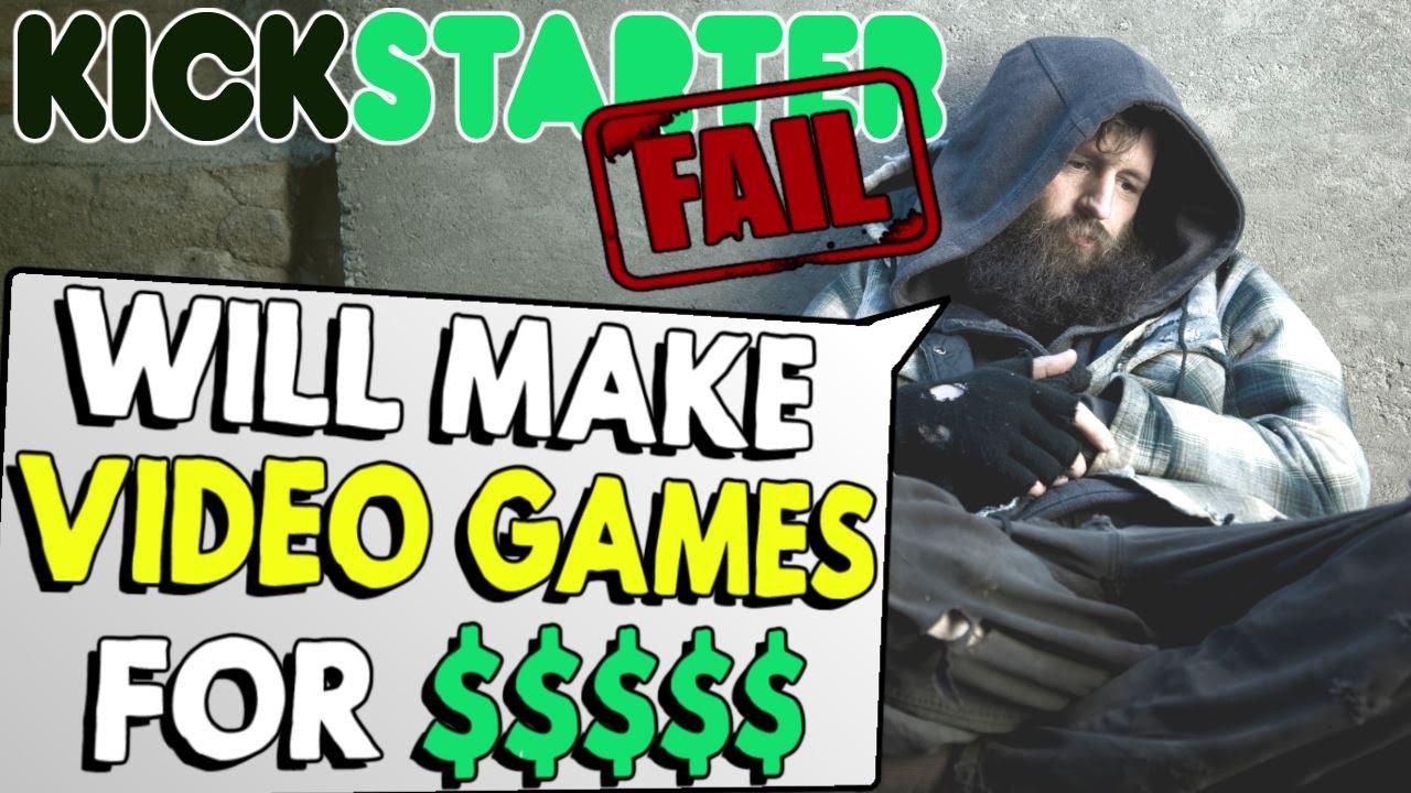 Kickstarter Fails