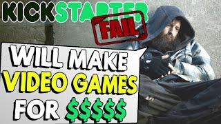 Top 5 Biggest Video Game Kickstarter Fails