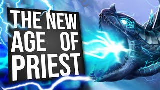 THE NEW AGE OF 🦄 PRIEST | Standard | Hearthstone