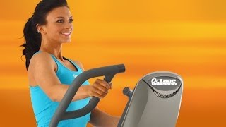 Standing Commercial Elliptical Machines - Octane Fitness