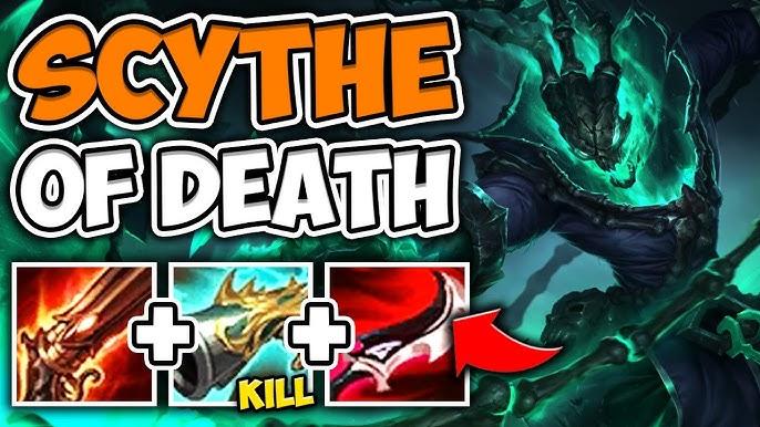 This One Shot Thresh Build Has 100 Ridiculous Damage Legit Instant Kills League Of Legends Youtube