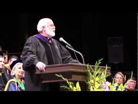Father Gregory Boyle - Keynote Speaker at 2011 UCLA School of Nursing Commencement