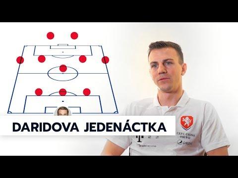 Nejlepší světová jedenáctka Vladimíra Daridy