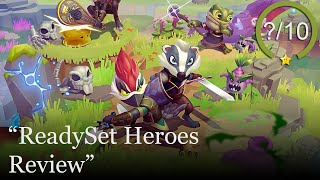 ReadySet Heroes Review [PS4] (Video Game Video Review)